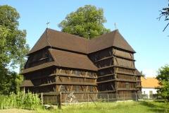 dreveny artikularny kostol hronsek