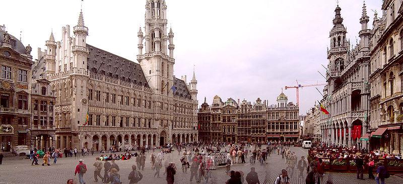 grande palace brusel