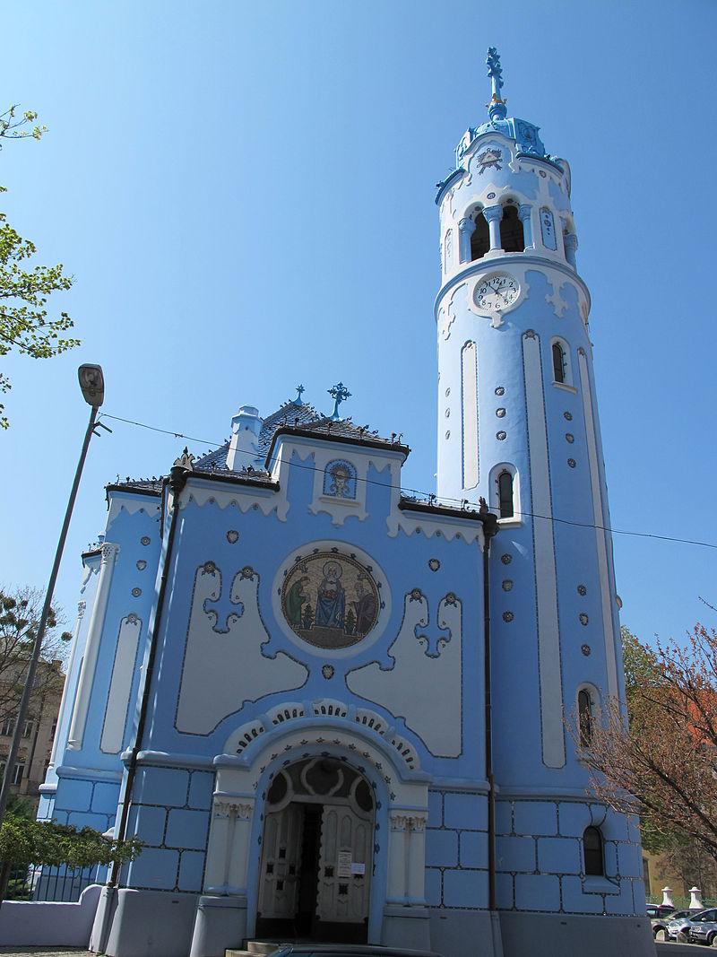 kostol sv. alzbety