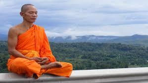 budhisticky mnich