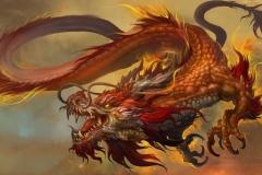 cinsky drak