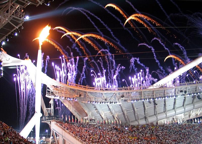 olympijske hry nove
