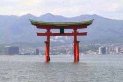 posvatna brana torii