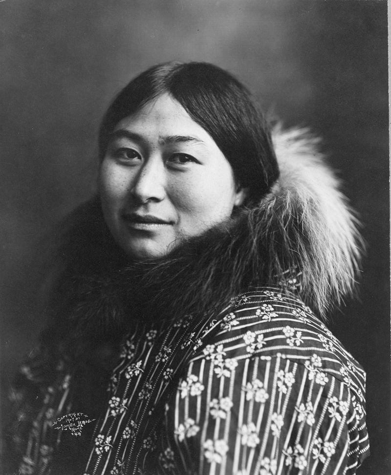 inuitska-zena