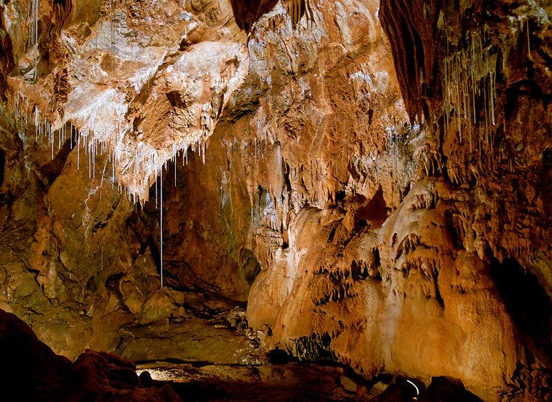 gombasecka jaskyna