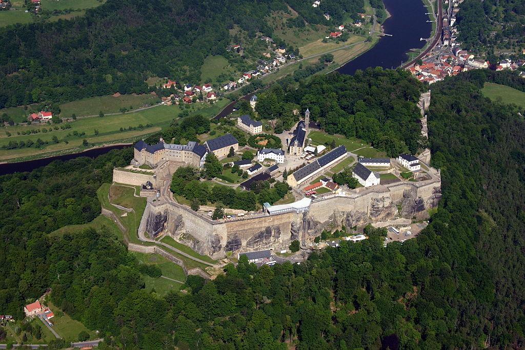 pevnost konigstein