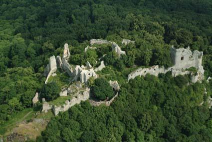 zrucanina hradu gymes