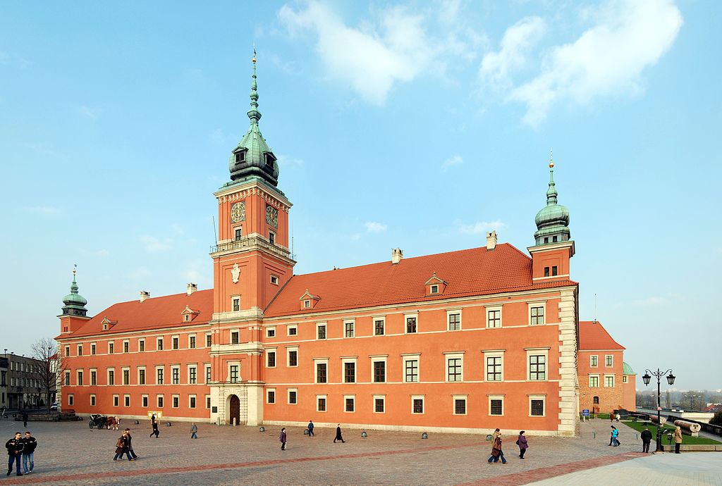 kralovsky hrad varsava