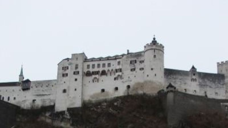 hrad hohensalzburg