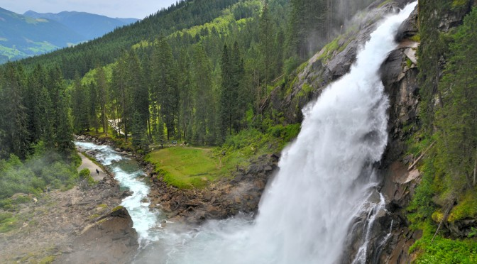 krimmelske vodopady