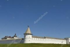 pevnost kazan