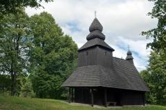 dreveny kostol rusky bystra
