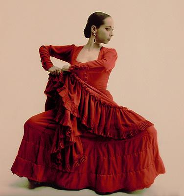 tanecnica flamenca