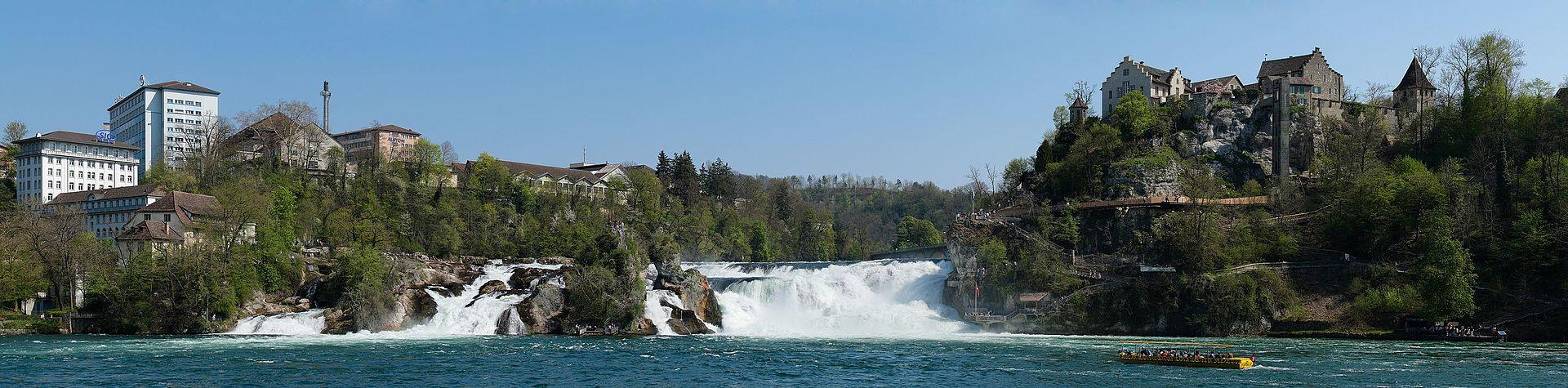 rynske vodopady