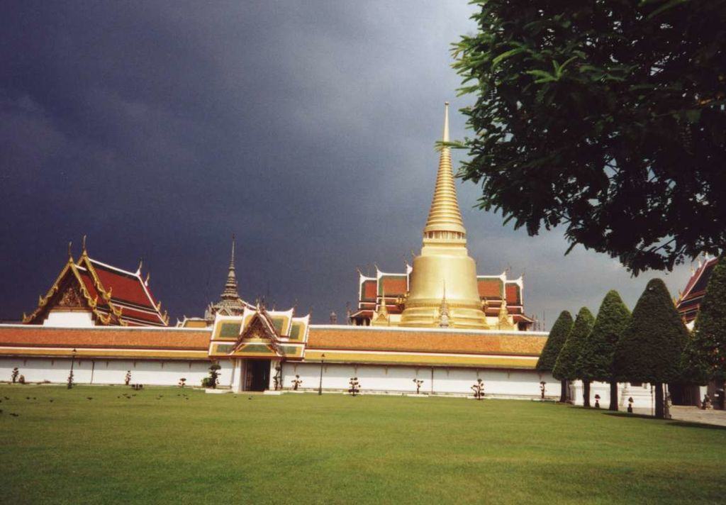 chram wat phra bangkok