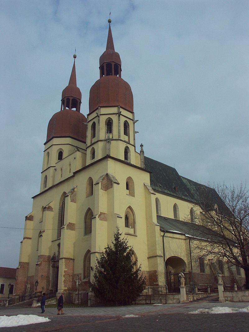 bazilika sv. mikulasa trnava