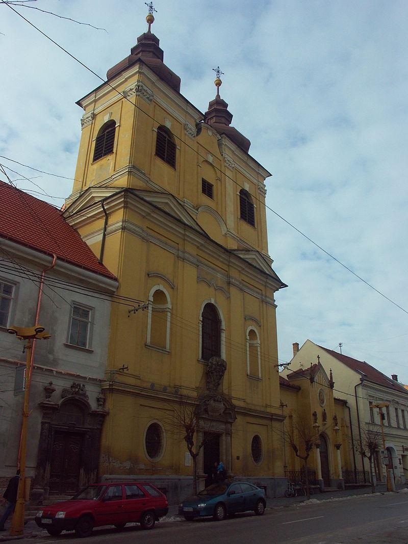 kostol najsvatejsej trojice