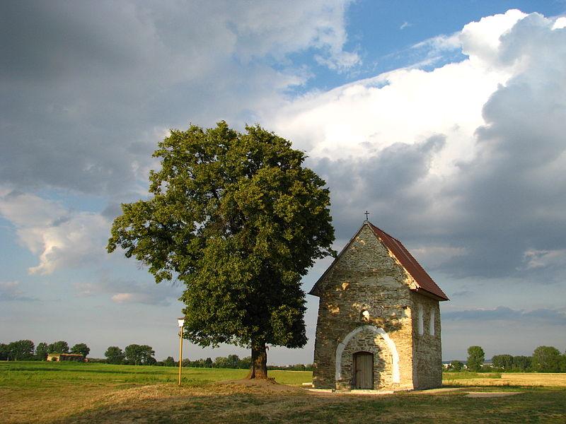kostolik v kopcanoch