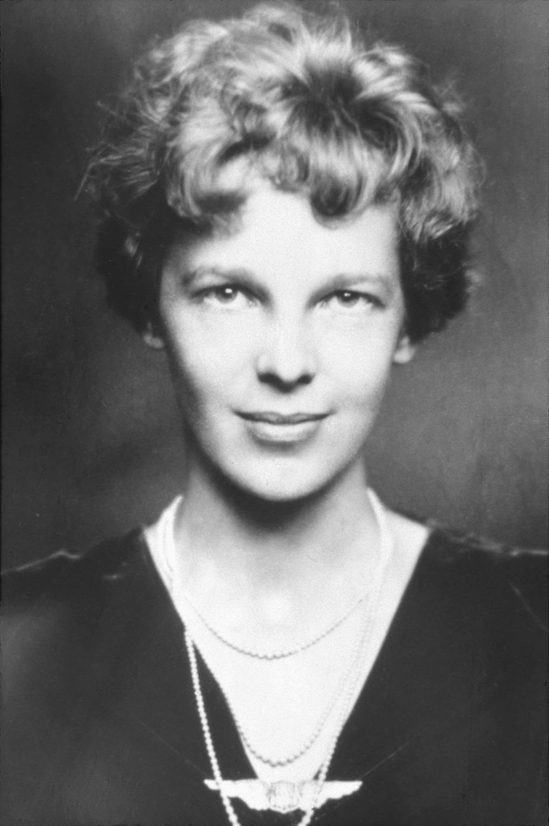 amelia-earhartova