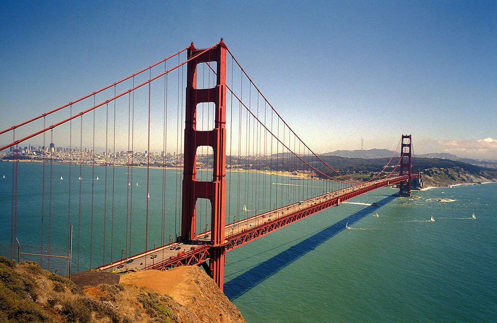 most-golden-gate