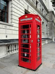 londynska telefonna budka