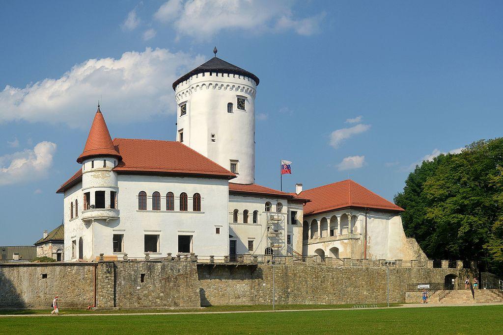 budatinsky hrad