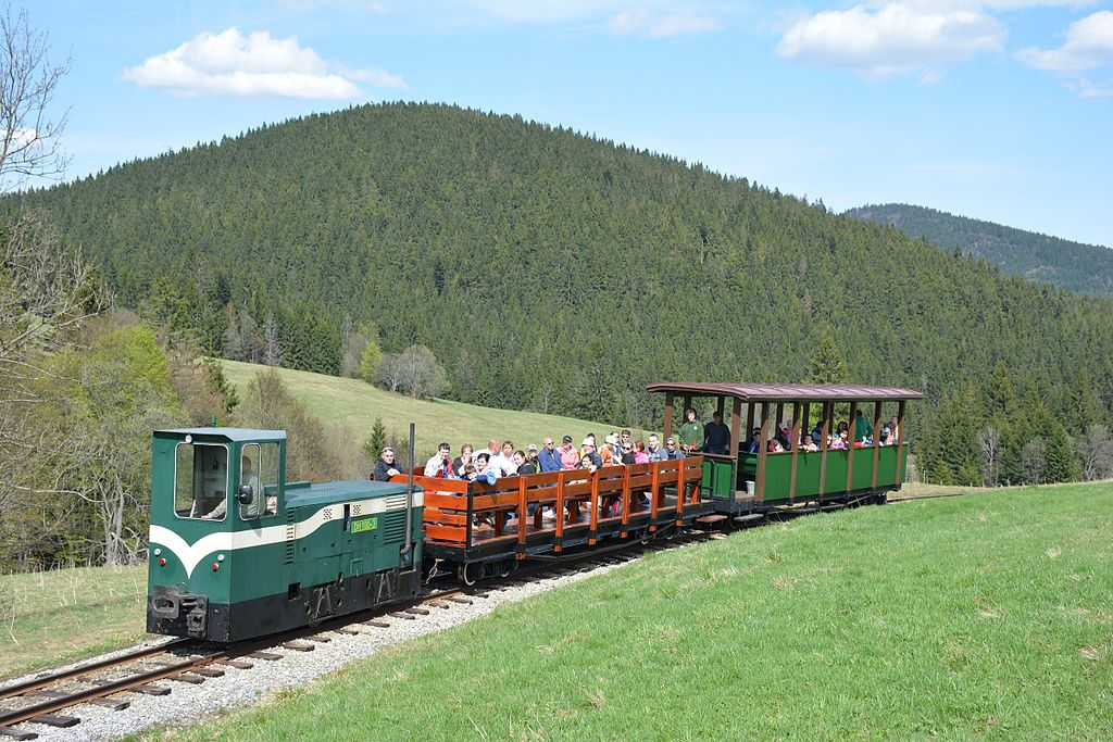 oravska lesna zeleznica